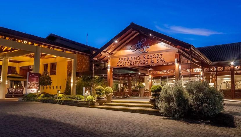 Wish Serrano Resort - Teatur Viagens