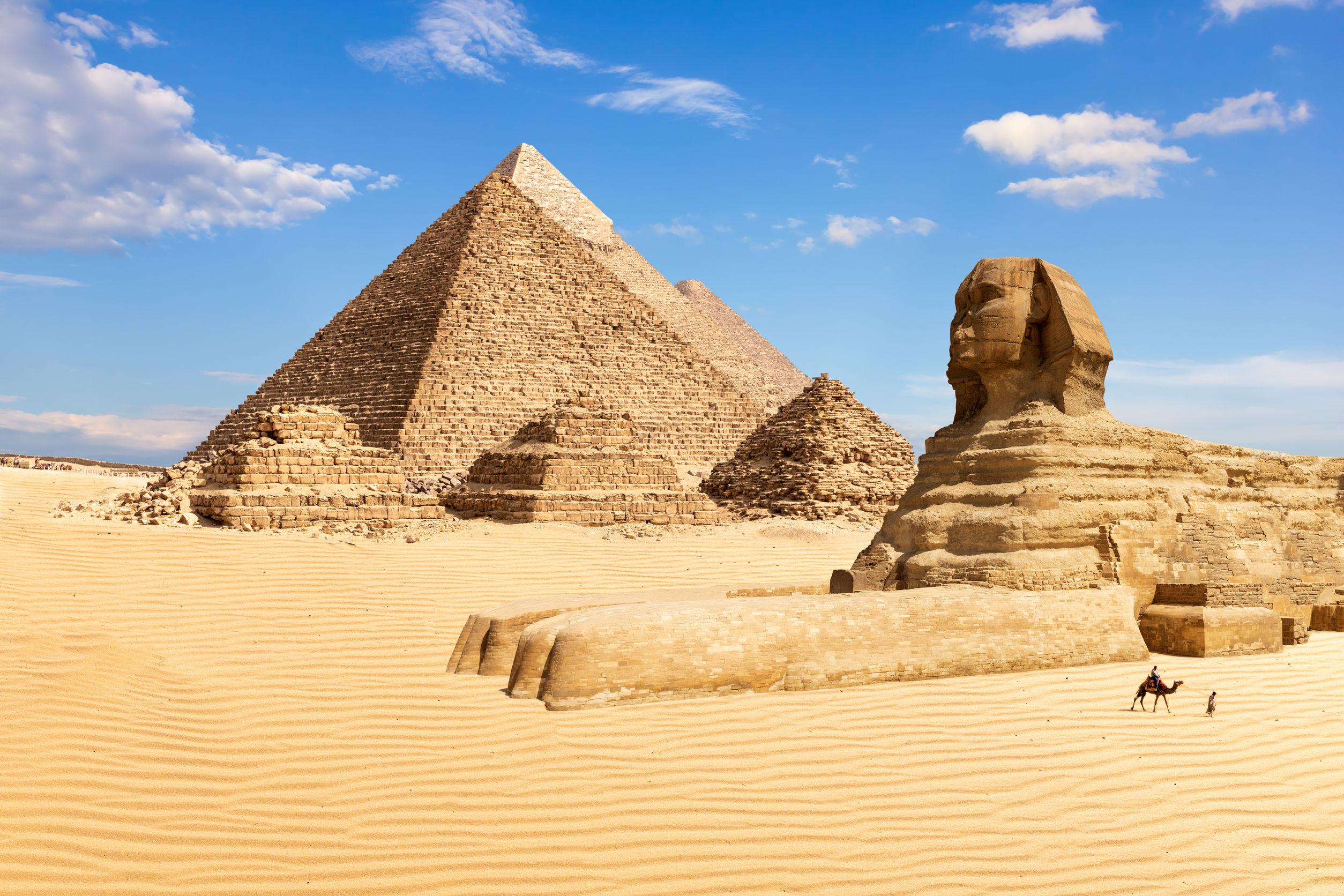 10 lugares fascinantes para conhecer no Egito - Teatur Viagens